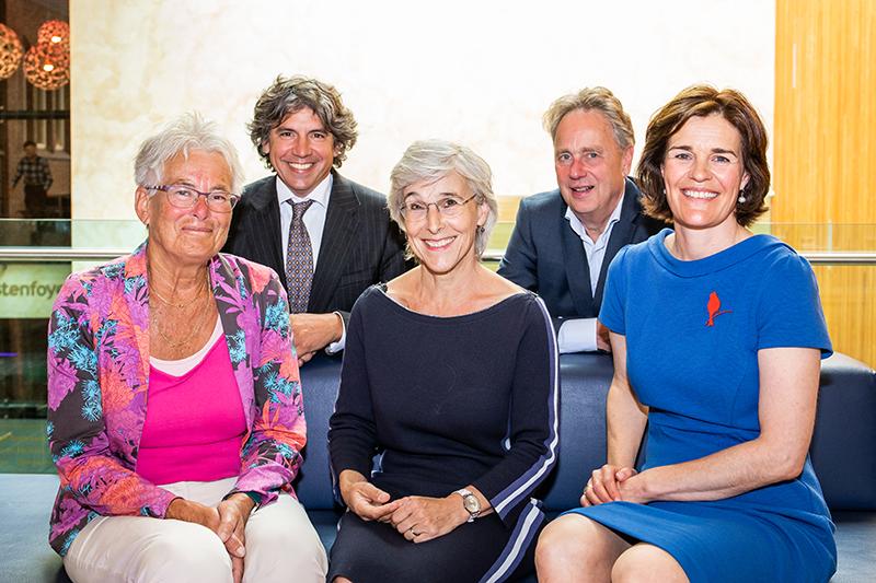 Bestuur Hogenbijl Stichting